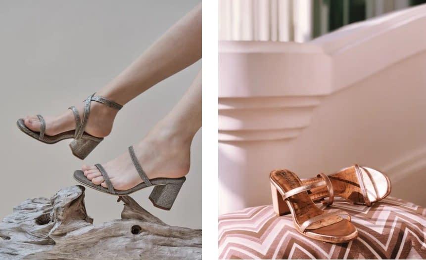 sandals, Bhava Studios