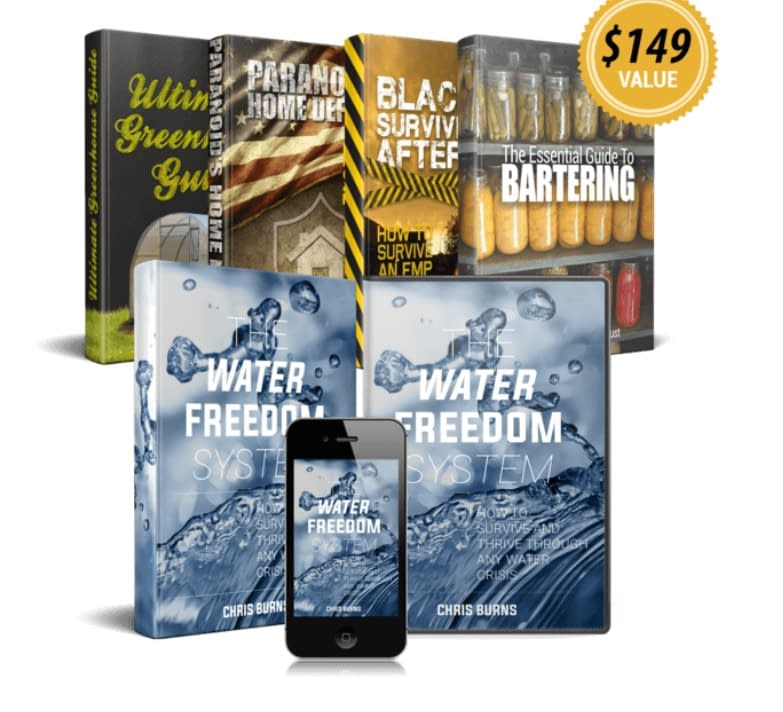 The water freedom system
