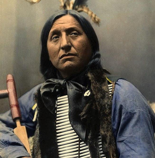 A native Indian