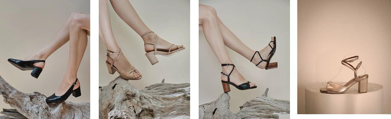 Bhava high heels