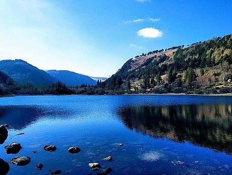 Wicklow mountains,