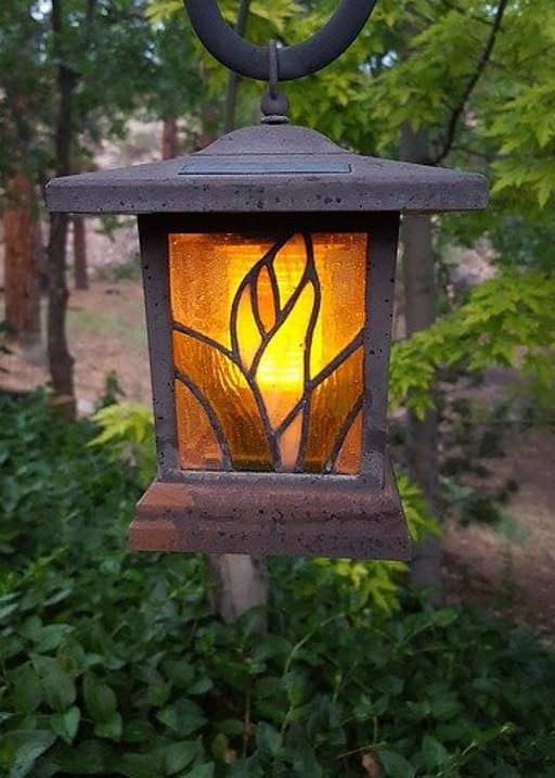 The Beauty of Solar Lights in The Garden
