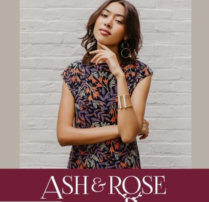 Ash&Rose-Sustainable Fashion