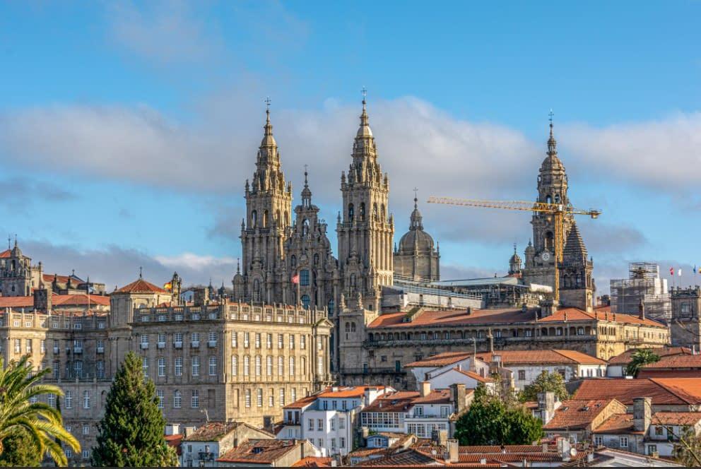 Santiagao de Compostela