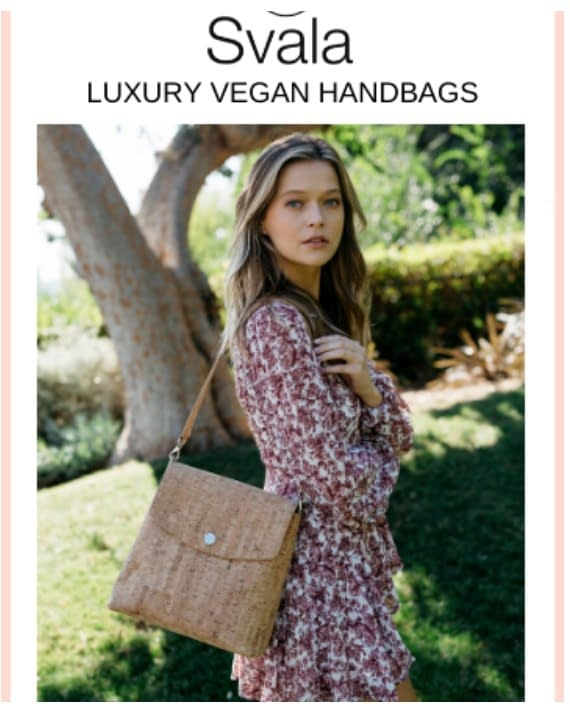 Svala- Vegan Handbags