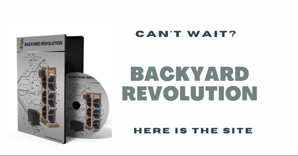 the Backyard Revolution
