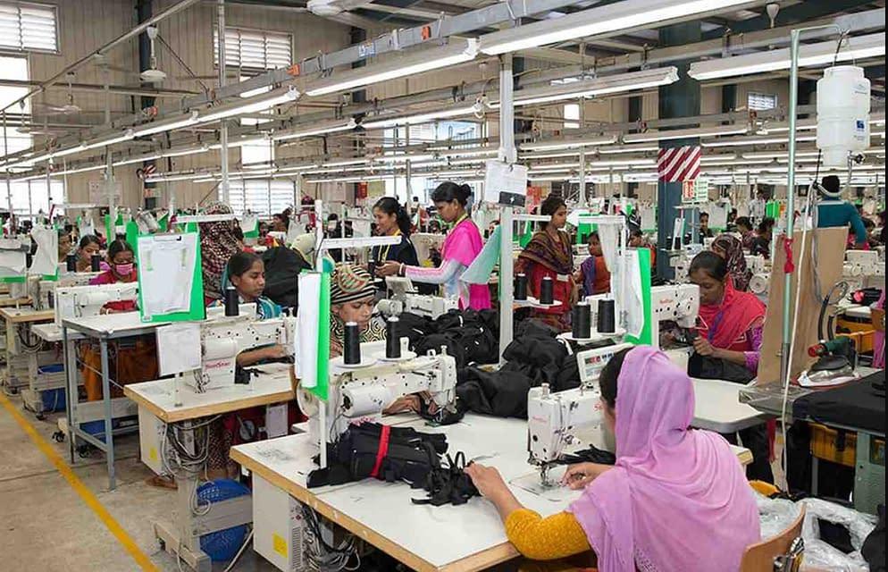 modern slavery in India, Fashion industry